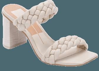 PAILY HEELS IN IVORY STELLA – Dolce Vita