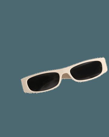 Acrylic Frame Sunglasses | SHEIN USA