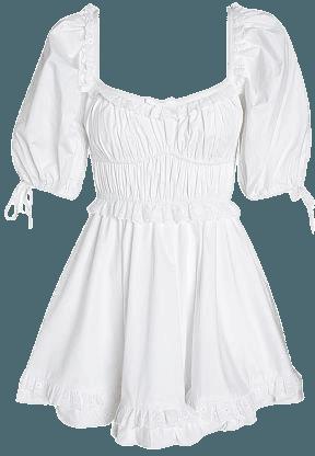 Jackson Mini Dress - For Love & Lemons - vs