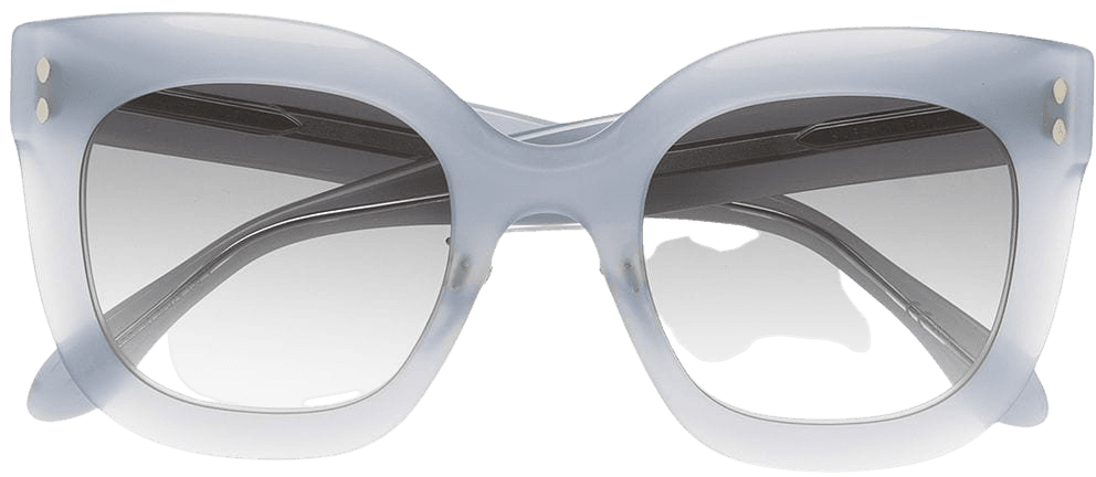 Isabel Marant Eyewear Square Tinted Sunglasses - Farfetch