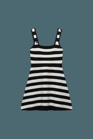 SKATER KNIT DRESS | ZARA United States