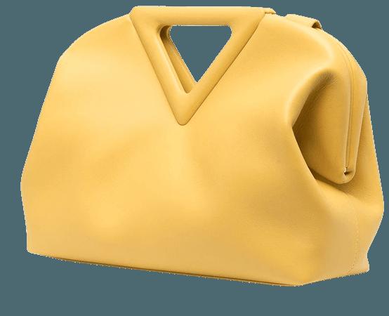 Bottega Veneta The Triangle tonal-design Tote Bag - Farfetch