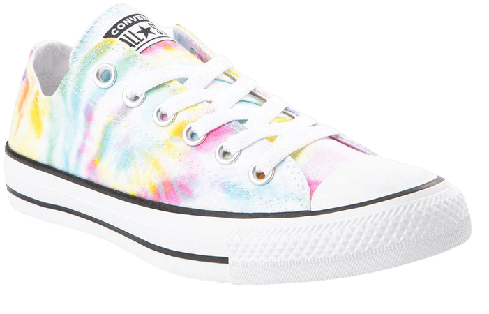 Womens Converse Chuck Taylor All Star Lo Sneaker - Tie Dye | Journeys