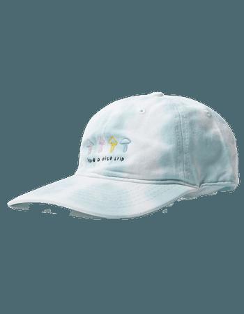 Tie-Dye Nice Trip Womens Strapback Dad Hat - BLUCO - TYH0135   Tillys
