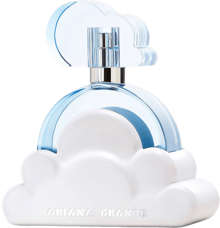 cloud ariana grande perfume