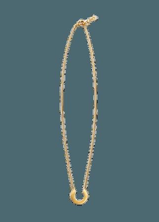 Bead chain necklace - Women | Mango USA