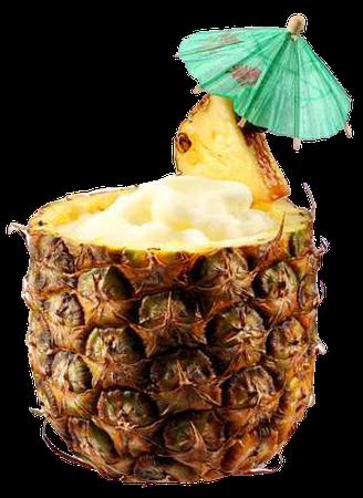 Caribbean Piña Colada Cocktail Recipe