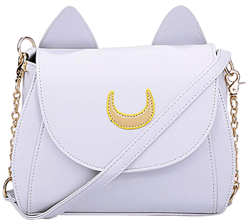 Amazon.com: AKStore Women Handbag Cosplay Sailor Moon 20th Tsukino Usagi PU Leather Girls Handbag Shoulder Bags: Sports & Outdoors