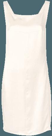 Chanel Pre-Owned Square Neck Shift Dress - Farfetch