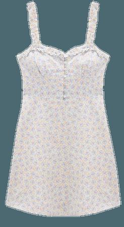 FLORAL PRINT DRESS | ZARA United States
