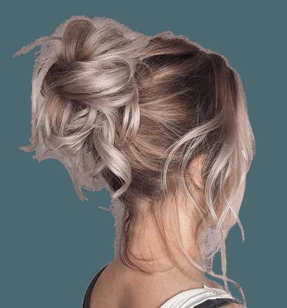 40+ Messy Bun Hairstyles Ideas 31 – Fiveno