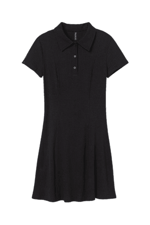 Tennis Dress - Black - Ladies | H&M US