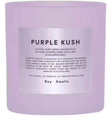 Boy Smells Purple Kush Scented Candle (Nordstrom Exclusive)   Nordstrom