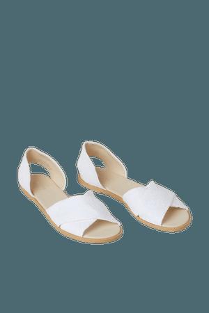 Sandals - White - Ladies | H&M US