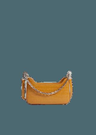 Braided bag with chain - Woman | Mango Slovakia