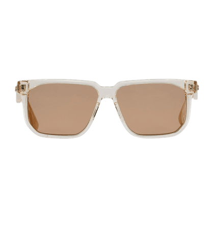 Square Acetate Sunglasses | Bottega Veneta - Mytheresa