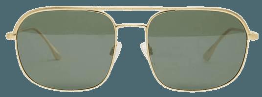 ANINE BING Highland Sunglasses - Gold