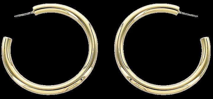 Panacea Tube Hoop Earrings | Nordstrom