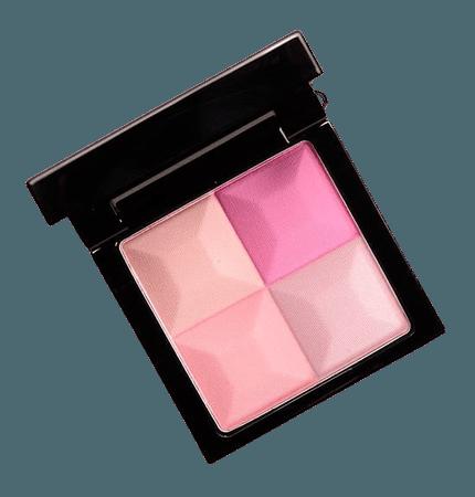pink quad eyeshadow palette