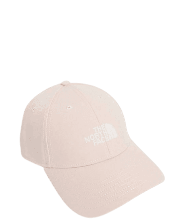 The North Face Recycled 66 Classic cap in light pink | ASOS