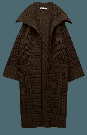 CASHMERE COAT LIMITED EDITION | ZARA United States