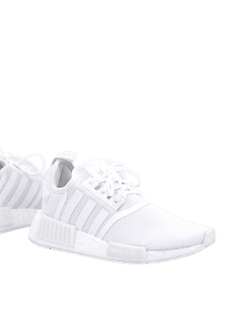 adidas Originals NMD sneakers in triple white | ASOS