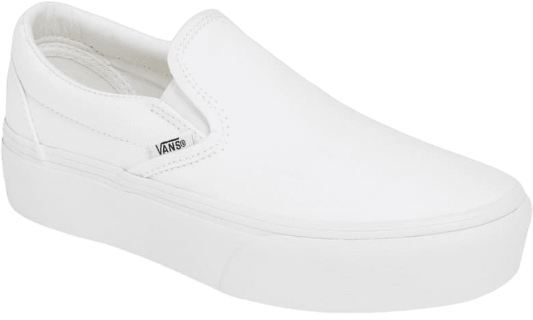 Vans Platform Slip-On Sneaker (Women) | Nordstrom