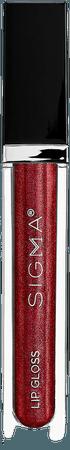 Sigma Beauty Lip Gloss, Purple