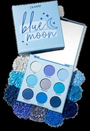 Blue Moon Eyeshadow Palette | ColourPop