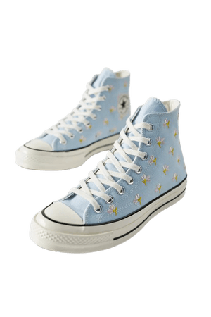 Converse Chuck Taylor Embroidered High Top Sneaker | Urban Outfitters