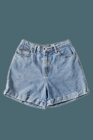 Vintage Calvin Klein Washed Denim Short | Urban Outfitters