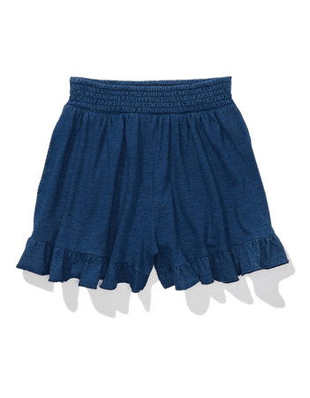 AE Ruffle Runner shorts