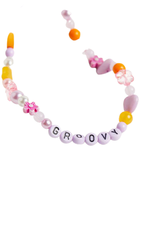 Delia Beaded Necklace | Urban Outfitters
