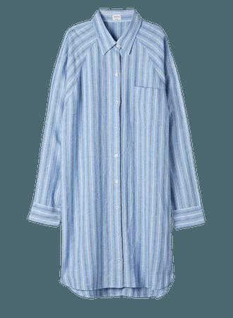 Wilfred Free BOYFRIEND BUTTON-UP DRESS | Aritzia US