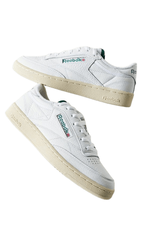 Reebok Club C 85 Terry Tongue Sneaker   Urban Outfitters