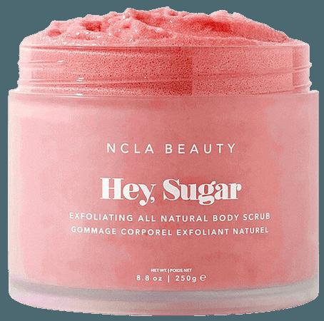Hey, Sugar Exfoliating All Natural Body Scrub