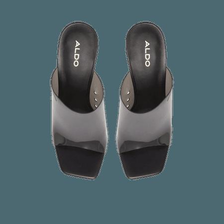 Ybendaviel Black Women's Heeled sandals | ALDO US