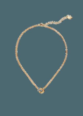 Pendant chain necklace - Women | Mango USA