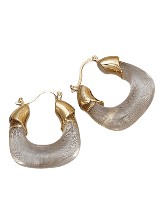Simple Hoop Earrings | SHEIN USA