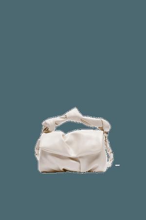 SOFT KNOTTED CROSSBODY BAG | ZARA United States