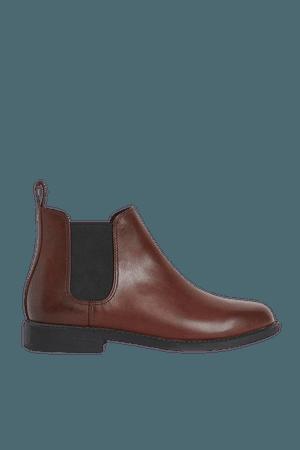 Chelsea Boots - Dark brown - Ladies | H&M US