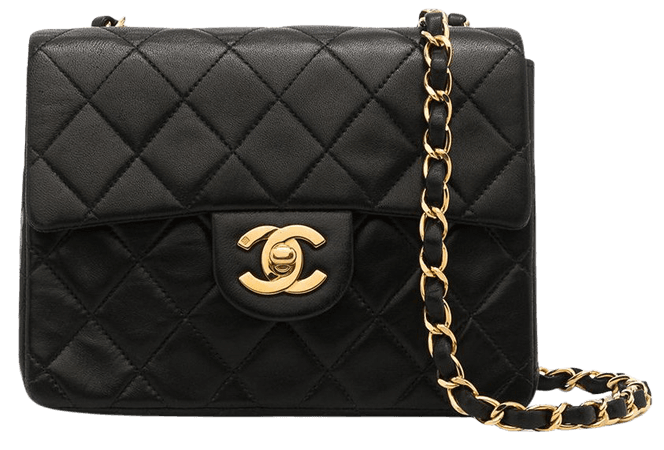 Chanel Pre-Owned 1997 mini diamond quilted crossbody bag - FARFETCH