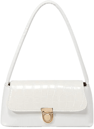 Amazon.com: QUARKERA Baguette Bag Small Tote Clutch Shoulder Purses And Mini Handbags for Women Yellow: Shoes