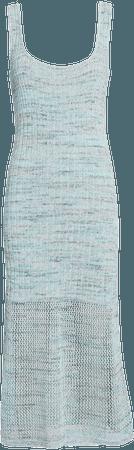 INTERMIX Private Label Preston Cotton Knit Tank Dress | INTERMIX®