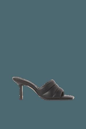 Slip-on Sandals - Black - Ladies | H&M US
