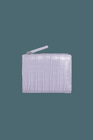 Handy wallet - Purple - Bags, wallets & belts - Monki WW