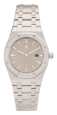 Shop silver MAD Paris customised Audemars Piguet Royal Oak 40mm with Express Delivery - Farfetch