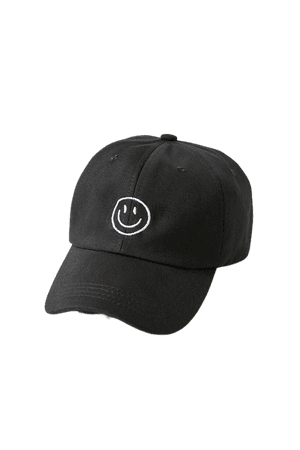 UO Smile Baseball Hat | Urban Outfitters