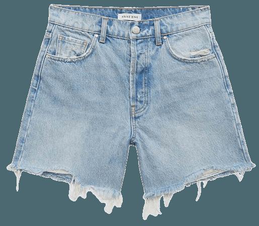 ANINE BING Kit Short - Easy Blue