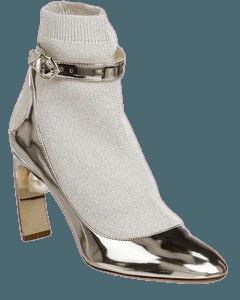 Nicholas Kirkwood Lola Pearl Sock Pump